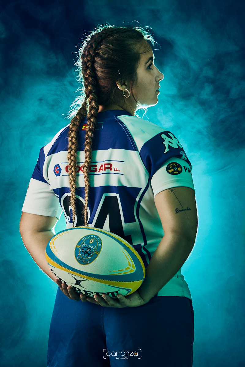 Marina Duque. Belenos Rugby Club