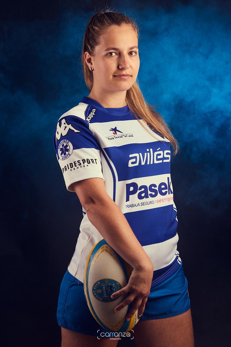 Alicia Gago. Belenos Rugby Club