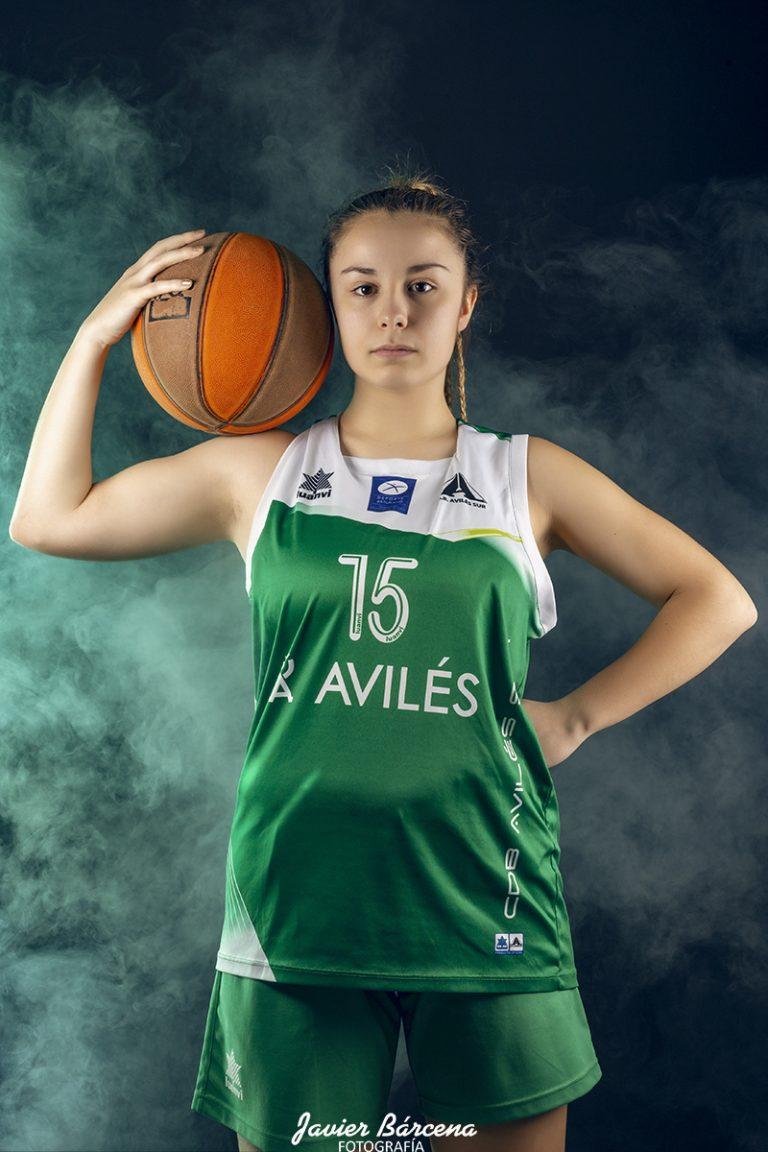 Andrea Suárez. C.D.B. Avilés Sur