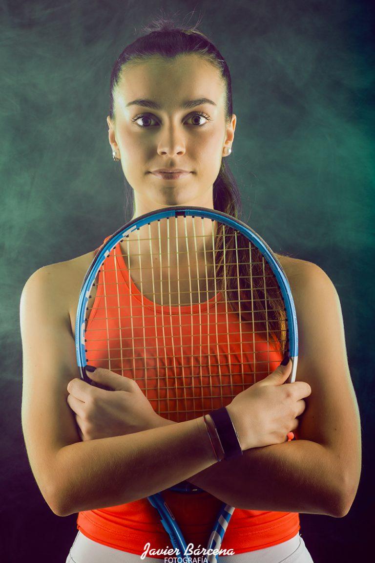 Marina Fernández . Club de Tenis Avilés