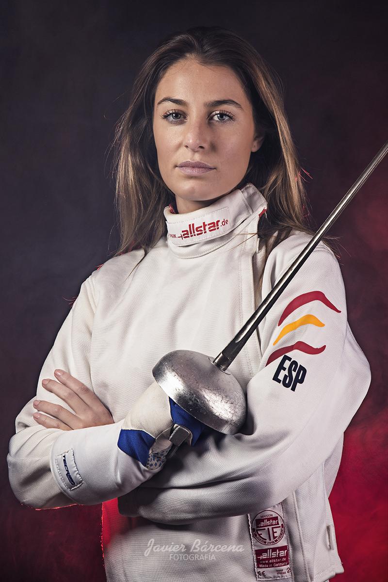 Maria Carnero Heres. Taekwondo Pentatlón Avilés