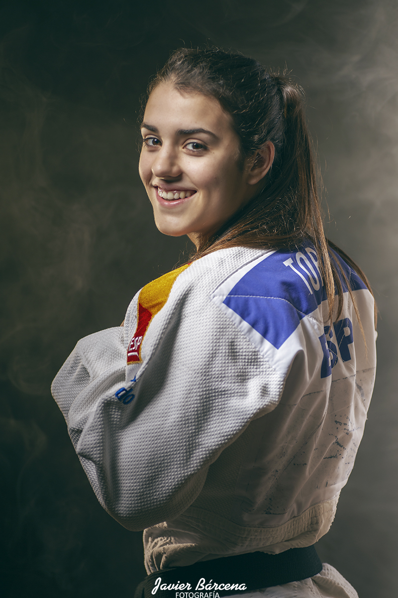 Ariane Toro. Judo Club Avilés
