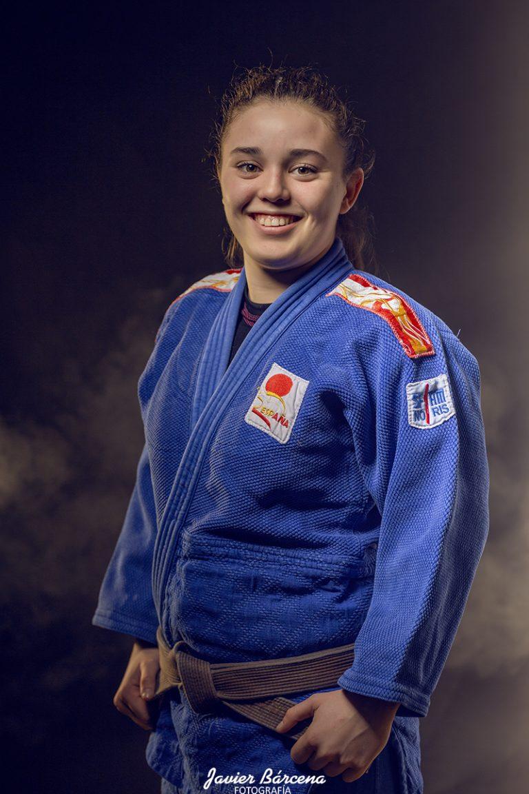 Julia Enriquez. Judo Club Avilés