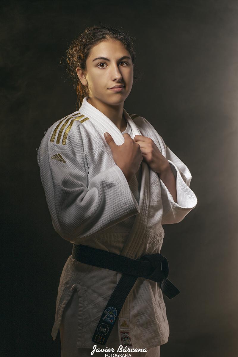 Elisa Fernández. Judo Club Avilés