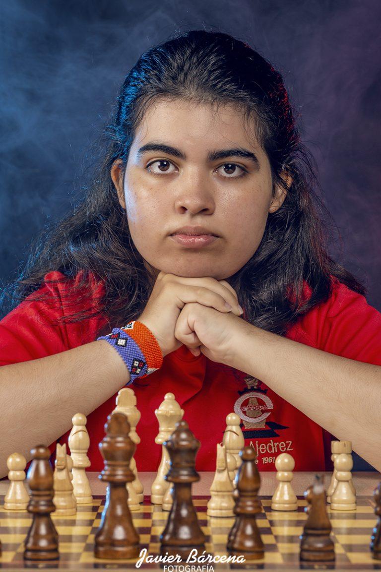 Beatriz González. Ensidesa Ajedrez