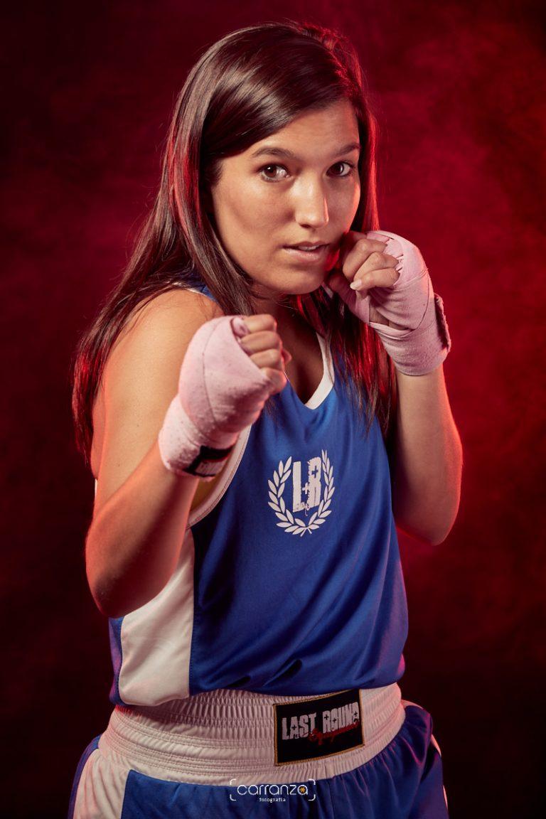 Aida Barreira . KO Técnico DC
