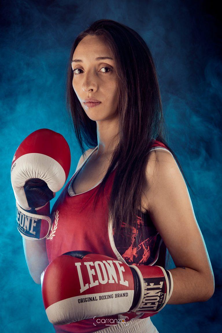 Sara Montoya. KO Técnico DC
