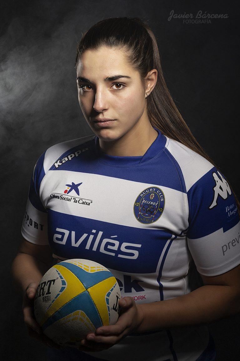 Andrea Barreiro . Belenos Rugby Club